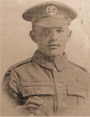 Private, William Edmud Bushby, West Burton