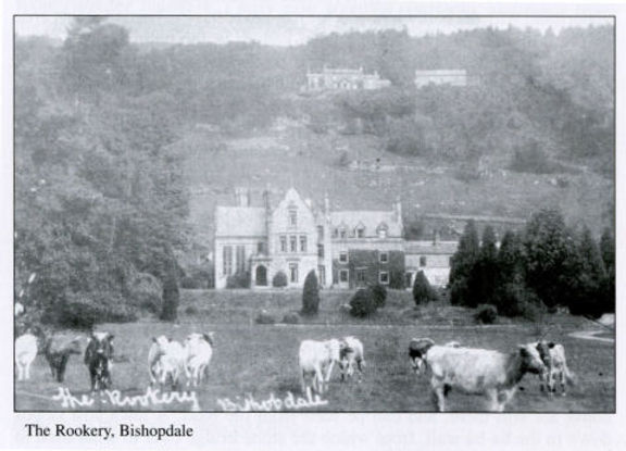 The Rookery, Bishopdale. Courtesy of DCM, Hawes.