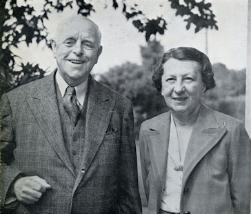 Will and Gerty Pickles, 1951
