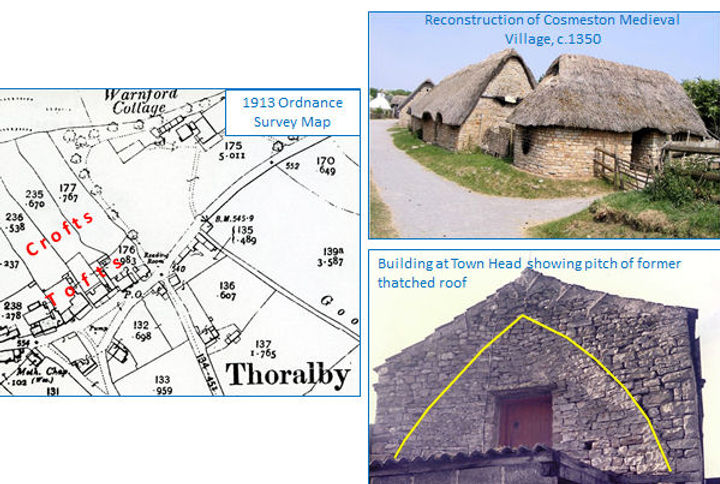 The Medieval Village of Thoralby