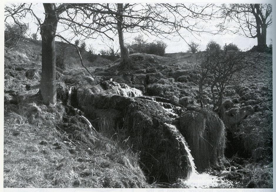 Medieval corn-mill, Newbiggin, Bishopdale