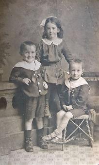 John, Mary  & Frank at Holmeside