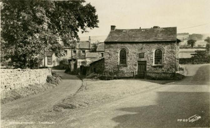 Prinitive Methodist Chapel, Thoralby