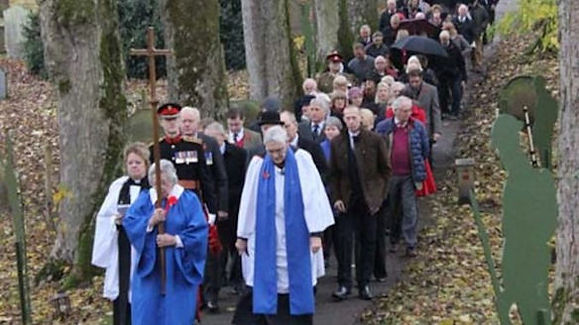 Sunday Service of Remembrance R