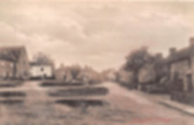Aysgarth village c.1911