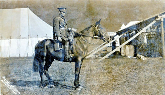 Victor A Sadler on horse back WW1 R.jpg