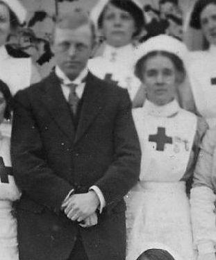 Dr Pickles & Margaret Ann Dinsdale