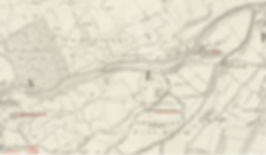 Thoralby Detached Map O.S. 1856