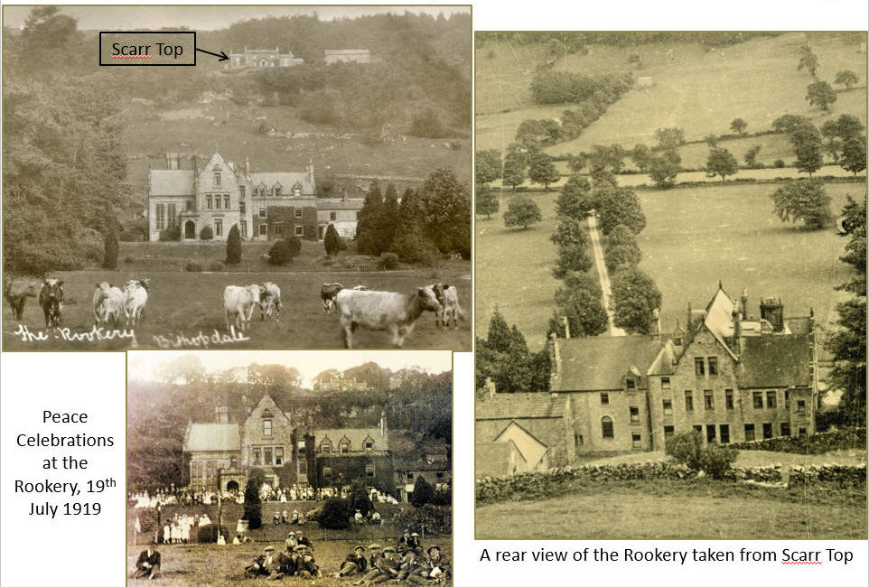 The Lodge Family and the Rookery