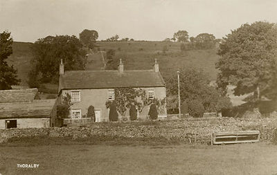 Town Head Farm, Thoralby