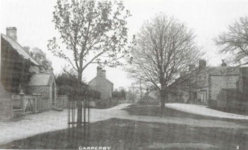 Carperby village school, courtesy of Clive Torrens