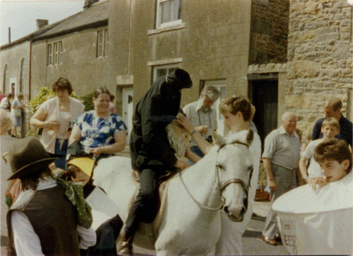 Fancy Dress 1979 MK