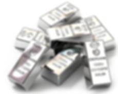 Скупка серебра в слитках