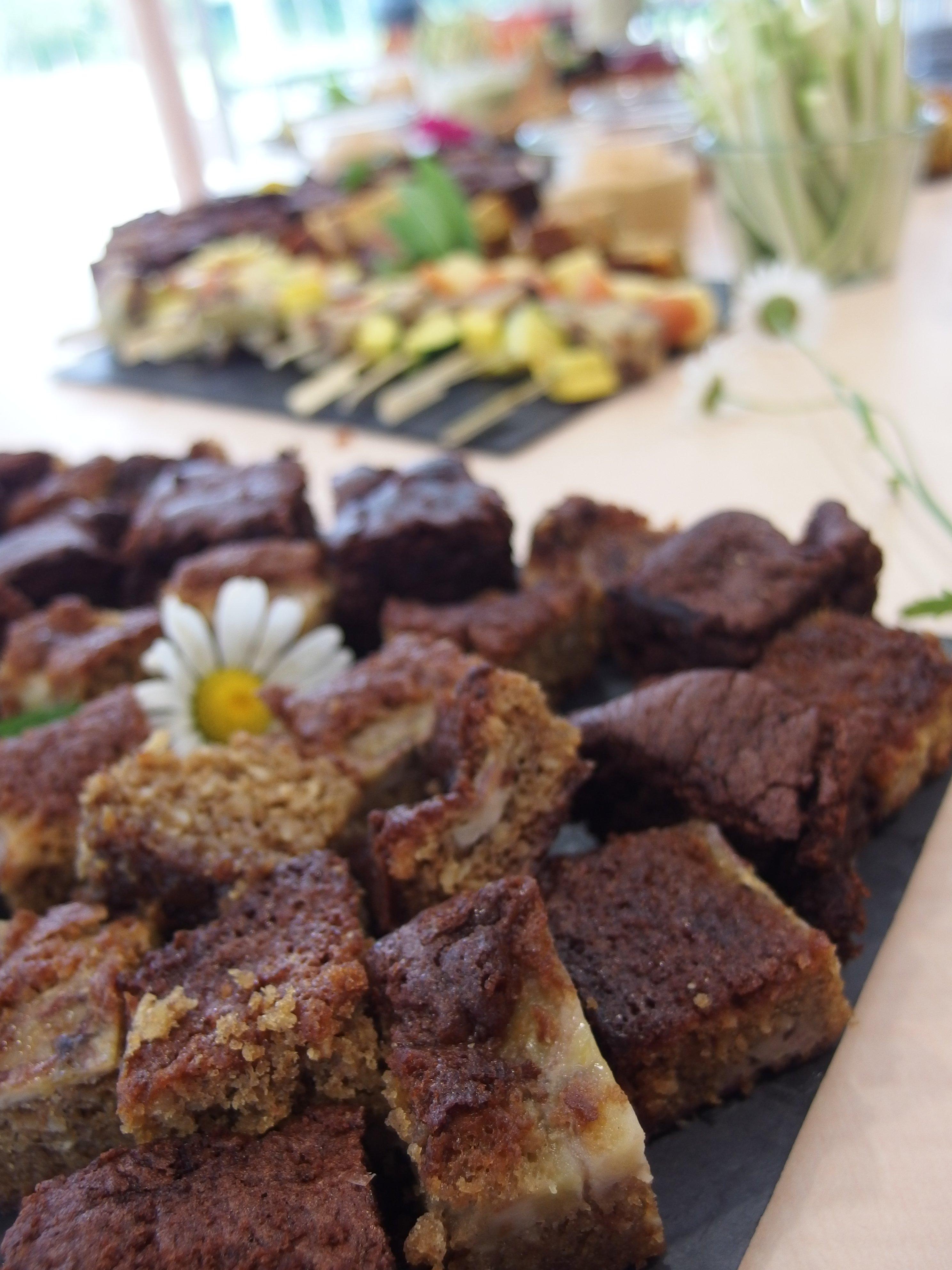 assortiment de gâteaux