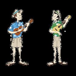 Kris & Kenny Cartoons