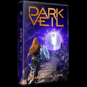 Dark Veil Roleplaying Game Book