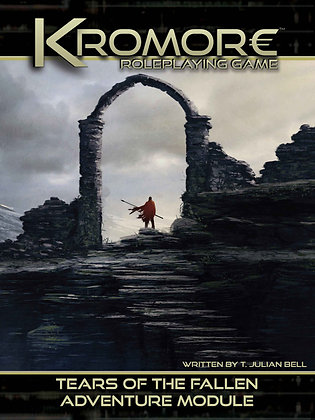 Softcover Kromore Module: Tears of the Fallen
