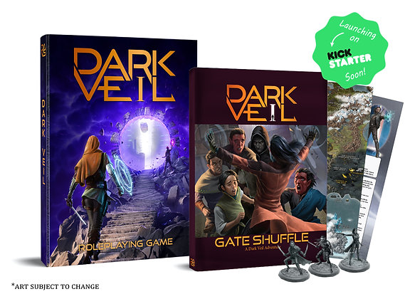 Dark Veil Collectors Edition Set