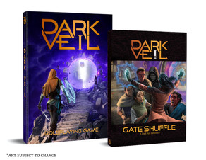 Dark Veil Preview Adventure and Quick-play