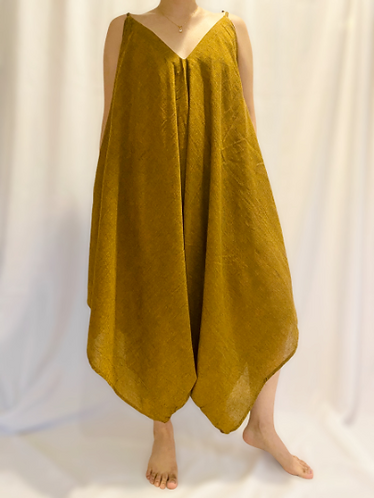 Handmade Nepalese Cotton Jumpsuit