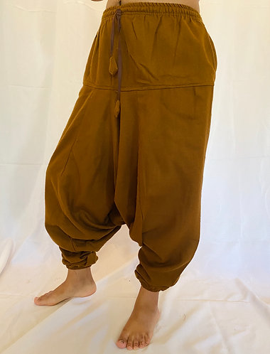 Handmade Wool Harem  Pants from Nepal
