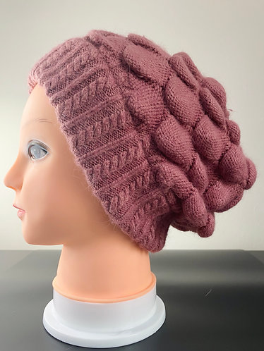 Solid Fleece/ Double  Lined Hats