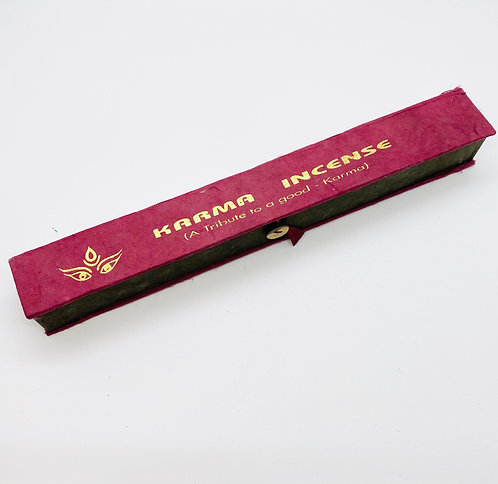 Karma Incense from Nepal
