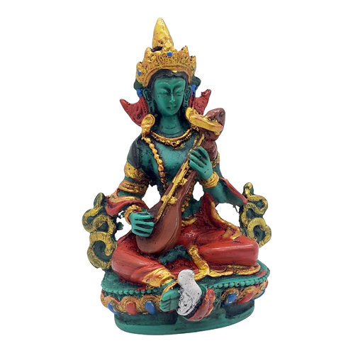 Saraswoti Statue,Hindu Diety of Wisdom
