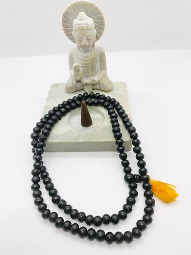 Natural Rosewood Prayer Beads