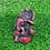 "Thumbnail: 2.5""Ganesh/Ganesha Handmade Statue/Lord of New Beginnings/Good Luck/Remover of O"