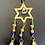 Thumbnail: Brass Windchime with Bell Star