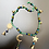 Thumbnail: Brass Wind Chime Bandanvar with bells,Celestial Hanging