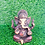 "Thumbnail: 3"" Ganesh/Ganesha Handmade Statue/Lord of New Beginnings/Good Luck/Remover of Ob"