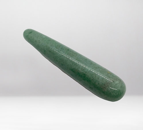 "4"" Aventurine Massage Wand"