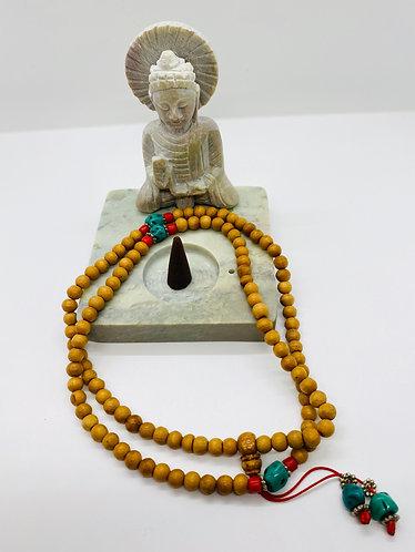 Sandalwood Prayer Beads