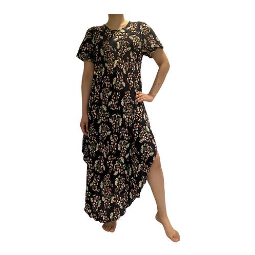 Floral Print Summer Dress/Maxi Dress