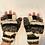 Thumbnail: 100% Wool HandKnit Himalaya Sherpa Gloves