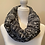Thumbnail: Hand Knit Winter Infinity Scarves, Multicolor Warm Winter Scarves, Wrap around S