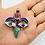 Thumbnail: Handmade Eye of Buddha Tibetan Pendant