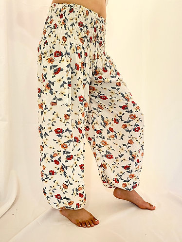 Harem Bohemian Yoga Pants