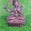 Thumbnail: Handmade Manjushree Statue from Nepal, ManjushreeBodhisattva ResinStatue, Tibeta