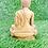 """Thumbnail: 3""""Handmade Healing Buddha Statue from Nepal, Buddha Statue, Medicine Buddha Stat"""