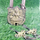 Thumbnail: Handmade Laxmi Door Lock from Nepal, Vintage Door Lock, Metal Padlock, Home Deco