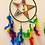 Thumbnail: Handmade Multicolored Dreamcatcher