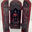 Thumbnail: Unique Foldable  Medicine Buddha Statue, Resin Vintage Buddha Statue with Handca