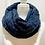 Thumbnail: HandKnit Winter Chunky Infinity Scarves, Warm Winter Scarves, Handmade Winter Sc
