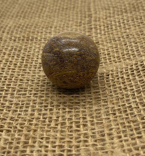 Mushroom Rhyolite Crystal Sphere