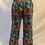 Thumbnail: Wool Harem Pants/Elephant Print Non Itchy Warm Pants/Hippie Tribal/Winter Pants