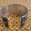 Thumbnail: Turquoise Wide Cuff Bracelet with Dorje/Vajra, Tribal Fusion Coral Bracelet, Tib