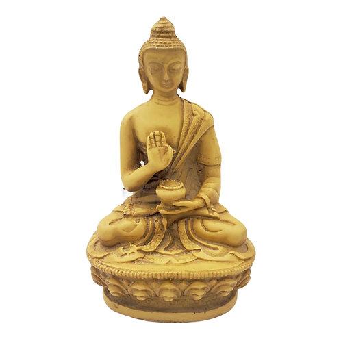 Handmade Blessing Buddha Statue